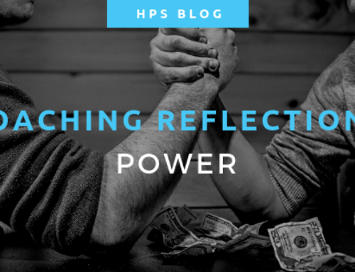 Coaching Reflections – Power