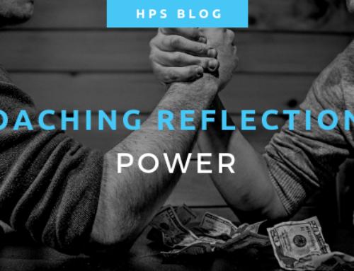 Coaching Reflections – Power